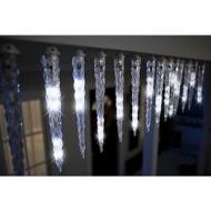 LED sneženie svetla v tvare cencúľov