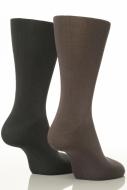 Bambusové ponožky s jemným vzorom