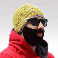 Beard čiapka s fúzy