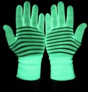 Svietiace rukavice