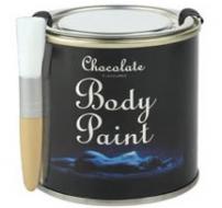 Body čokoláda v plechovke