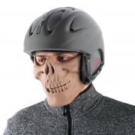 Sportovní maska lebka - poloviční