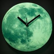 Hodiny mesiac