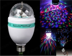 Disco LED žiarovka