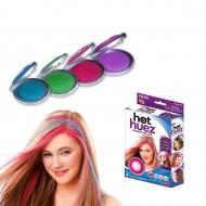 Hot Huez - farebné kriedy na vlasy