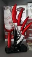 6 - dielna sada švajčiarskych keramických nožov