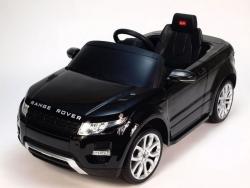 Detské el. autíčko Licenčné Range Rover EVOQUE s RC