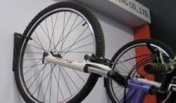 Držiak bicykla na stenu