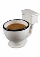 Hrnek Toaleta