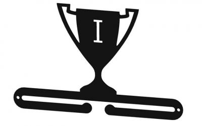 Vešiak na medaily - Pohár