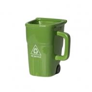Zelený hrnček - kôš pre milovníkov recyklácie