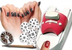 Domáce nechtové štúdio - Hollywood nails