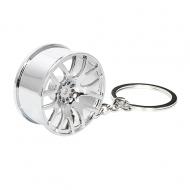 Prívesok na kľúče - alu disk