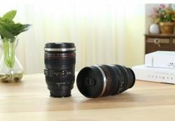 Antigravitačné Hrnček objektív Lens cup