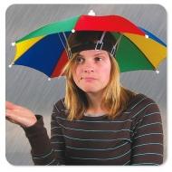 Deštník na hlavu