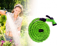 Elastická magická záhradná hadica