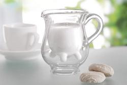 Luxusné kanvička na mlieko