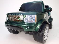 Detské el. autíčko Land Rover Discovery 4 + batéria ZDARMA 6V/7Ah
