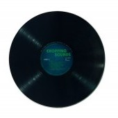 Doštička na krájanie - gramofónová platňa