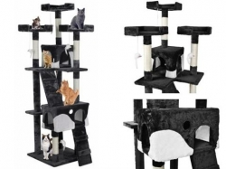 Škrabadlo/šplhadlo pre mačky - 170 cm