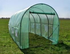 Záhradný fóliovník 4,5 m x 2 m x 2 m