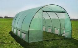 Záhradný fóliovník 4 m x 3 m x 2 m