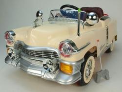 Detské autíčko Retro KUBA