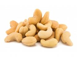 Kešu orechy pražené solené 200g alebo 1kg