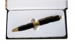 Praktické špionážne pero so záznamom zvuku a  HD obrazu