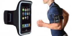 Púzdro pre mobily s páskou cez ruku