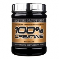 SCITEC 100% CREATINE PURE 500G