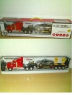 Kamión na diaľkové ovládanie s dĺžkou až 60 cm