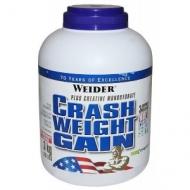 WEIDER CRASH WEIGHT GAIN 3000G
