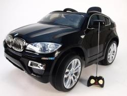 Detské autíčko Licenčné BMW X6 + R / C